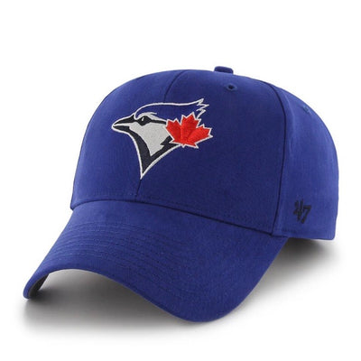 Toddler Toronto Blue Jays Royal Basic MVP '47 Brand Adjustable Hat