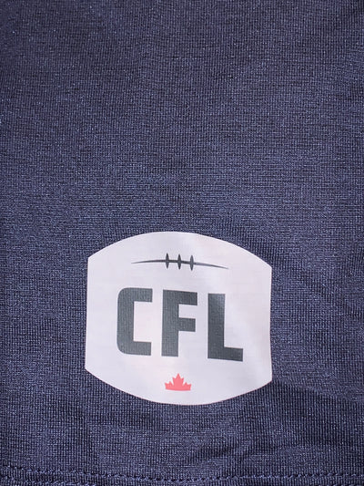 Toronto Argonauts New Era Dri-Fit Crew Logo Navy T-Shirt