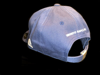 Women's Toronto Maple Leafs Adidas Slouch Sparkle Adjustable Buckle Back Hat