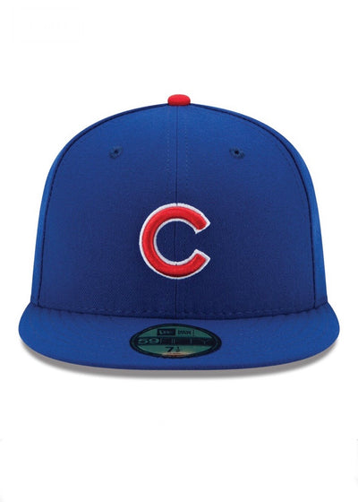 Chicago Cubs New Era Royal Blue Authentic Collection On-Field Game 59FIFTY Fitted Hat