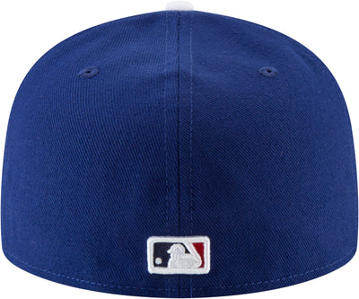 Los Angeles Dodgers New Era Royal 2020 World Series Champions - Sidepatch 59FIFTY Fitted Hat