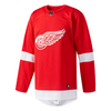 Detroit Redwings Adidas Home Authentic Jersey