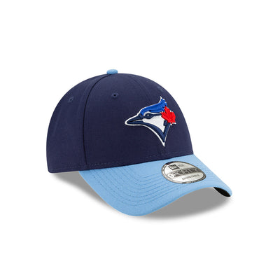 Youth Toronto Blue Jays New Era Navy Alternate 4 The League - 9FORTY Adjustable Hat