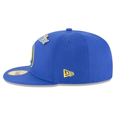 Golden State Warriors New Era 2018 NBA Draft 9Fifty Hat