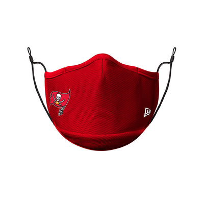 Tampa Bay Buccaneers New Era Team Colour On-Field Face Cover Mask