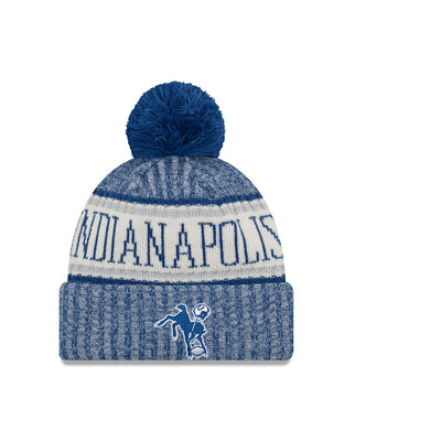 Indianapolis Colts 2018 NFL Sports Knit Hat Alternate Logo