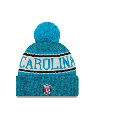 Carolina Panthers 2018 NFL Sports Knit Hat