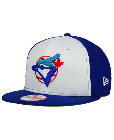Infant Toronto Blue Jays 1st Cooperstown 9Fifty New Era Snapback Hat