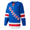 NY Rangers Adidas Home Authentic Jersey