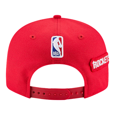 Houston Rockets New Era 2018 NBA Draft 9Fifty Hat