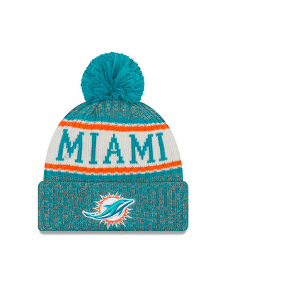 Miami Dolphins 2018 NFL Sports Knit Hat
