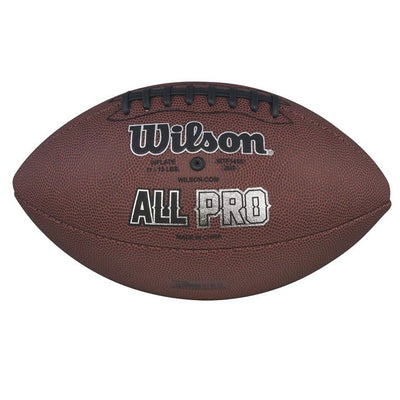 Wilson NFL Official All Pro Composite Football