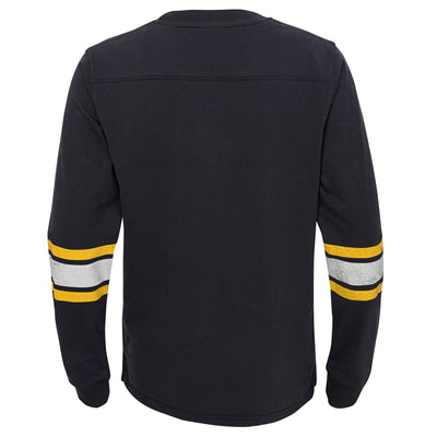 Youth Pittsburgh Penguins Long Sleeve Shirt