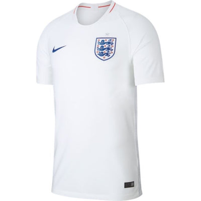 England National Team Nike 2018 White Home World Cup Replica Stadium Jersey