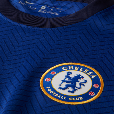 Youth Chelsea FC Nike 2020-21 Stadium Home Jersey