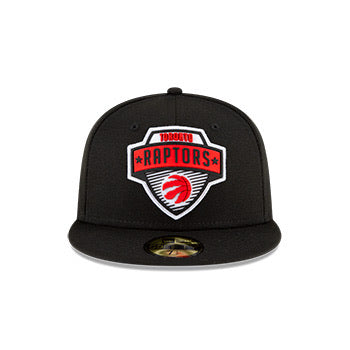 Toronto Raptors 2020 Tip-Off Official 59FIFTY New Era Black - Fitted Hat