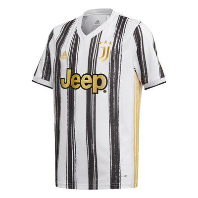 Youth Juventus FC Adidas 20-21 Home Jersey