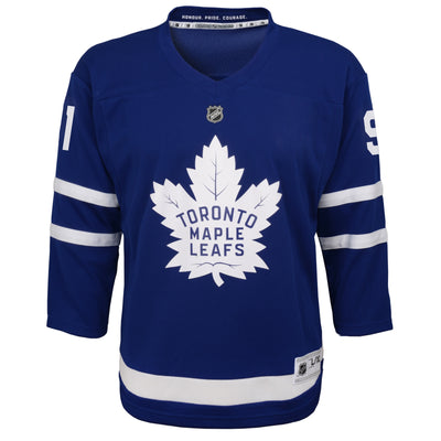 Toronto Maple Leafs Tavares Youth Home Replica Jersey