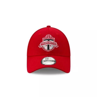 TFC Toronto FC MLS The League Red 9Forty New Era Adjustable Hat