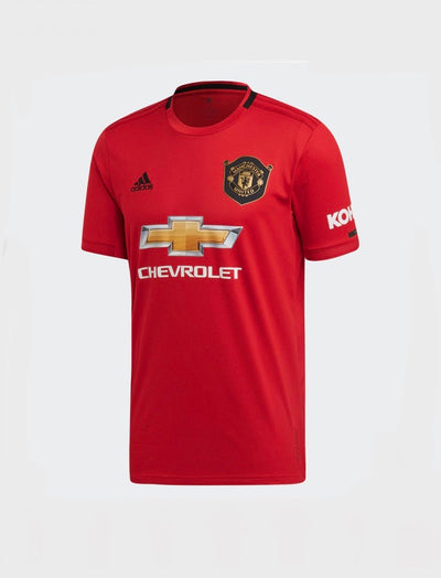 Youth Manchester United FC Adidas 19-20 Home Jersey