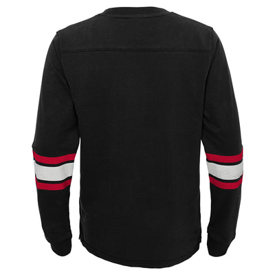Youth Detroit Redwings Long Sleeve Shirt