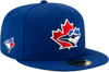 Toronto Blue Jays Royal New Era 2020 Spring Training - Batting Practice 59FIFTY Fitted Hat
