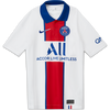 Youth Paris Saint-Germain FC Nike 2020-21 Stadium Away Jersey