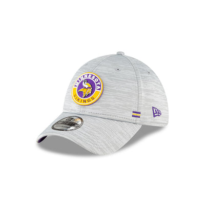 Minnesota Vikings Official NFL 2020 Fall Sideline 39Thirty Stretch Fit Hat