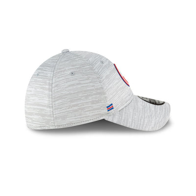 Buffalo Bills Alternate Official NFL 2020 Fall Sideline 39Thirty Stretch Fit Hat