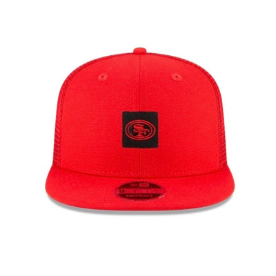 San Francisco 49ers Coaches Scarlet 9Fifty Snapback