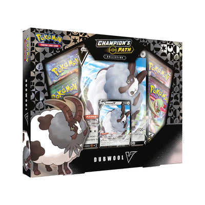 Pokémon TCG: Champion's Path Collection—Dubwool V Box