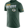 Green Bay Packers Nike Legend Scrimmage T-Shirt