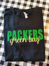 Load image into Gallery viewer, Green Bay PACKERS Tank or TShirt - The Hot Polka Dot