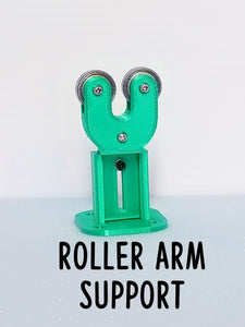 Tumbler Roller Arm Support Stand