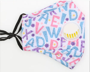KIDS Cotton Adjustable Mask