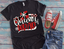 Load image into Gallery viewer, Queen of Wrap Christmas Shirt, Adult Christmas TShirt - The Hot Polka Dot