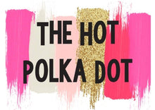 Load image into Gallery viewer, MOM HUSTLE Graphic Tee, Choose Shirt Color & Style - The Hot Polka Dot