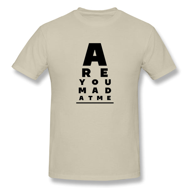 Are You Mad At Me Podcast Men's Basic Short Sleeve T-Shirt