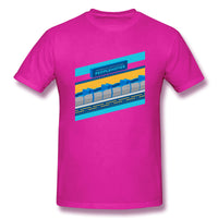 People Mover Disaney Men's Basic Short Sleeve T-Shirt
