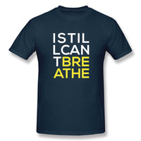 I Still Can T Breathe George Floyd Men's Basic Short Sleeve T-Shirt