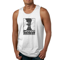 ATRO HAIR SAMURAI Anime Men's Tank Top Shirt