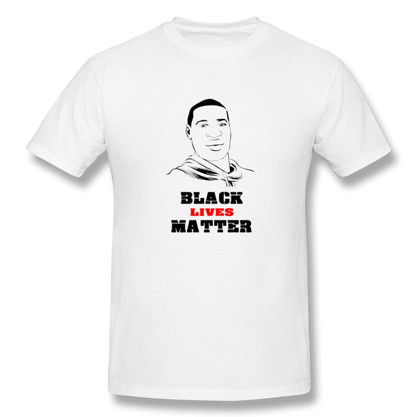 Black Lives Matter George Floyd George Floyd Men's Basic Short Sleeve T-Shirt