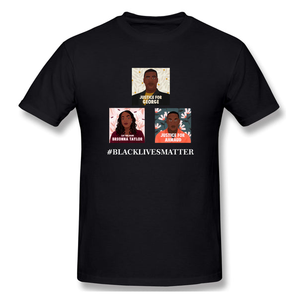 Black Lives Matter Black Lives Matter T(2) Men's Basic Short Sleeve T-Shirt