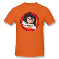 The Incredibles No Capes And The Incredibles Men's Basic Short Sleeve T-Shirt