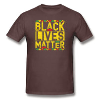 Black Lives Matter Black Lives Matter T(5) Men's Basic Short Sleeve T-Shirt