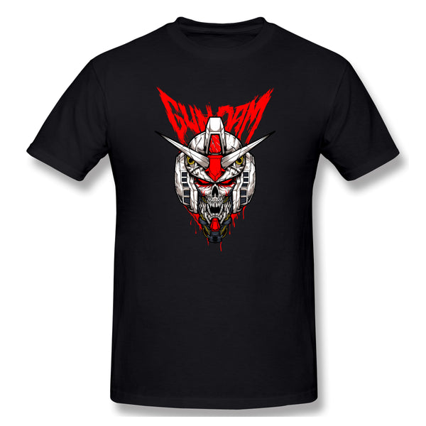 Gundum RX 78 2 Death Ver. Gandam Men's Basic Short Sleeve T-Shirt