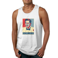 Aldo Rains Hope Poster Inglorious And Basterd Men's Tank Top Shirt