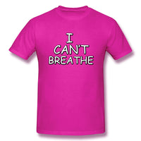 I CAN T BREATHE REST IN POWER GEORGE FLOYD S Men's Basic Short Sleeve T-Shirt