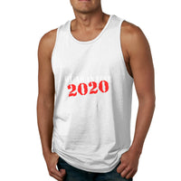 Quarantine 2020 Men's Tank Top Shirt