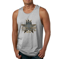 Talk Less Run More Hamiltons Men's Tank Top Shirt